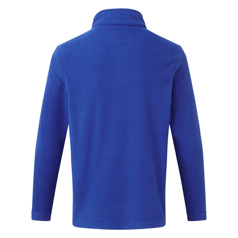 Humber Kids Microfleece Zipneck - Royal