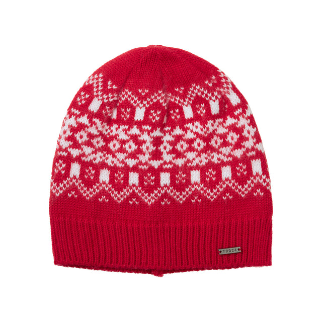 Isle Hat - Rouge Red