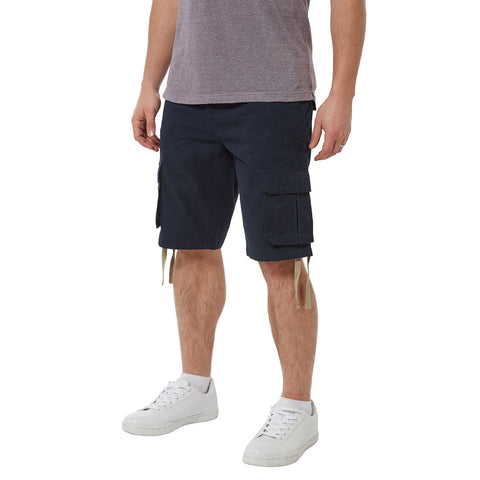 Kalahari Mens Cargo Shorts - Midnight