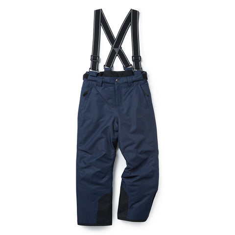 Knot Kids Waterproof Insulated Ski Pants - Navy