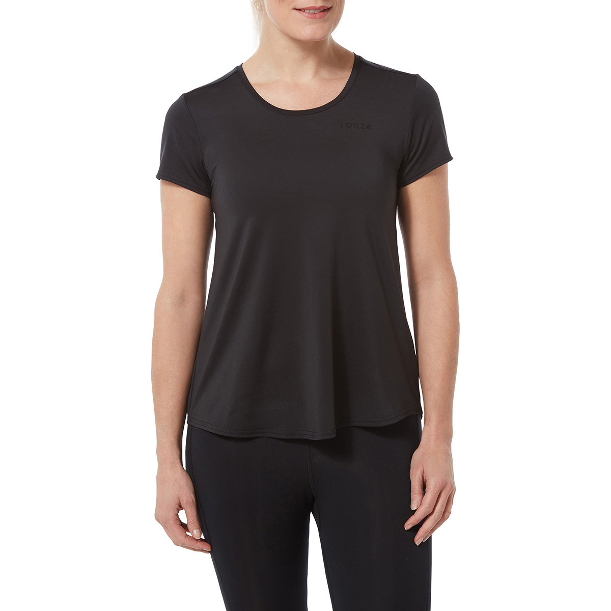 Lawson Womens Performance T-Shirt - Black