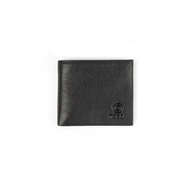 London Leather Wallet - Black image 1