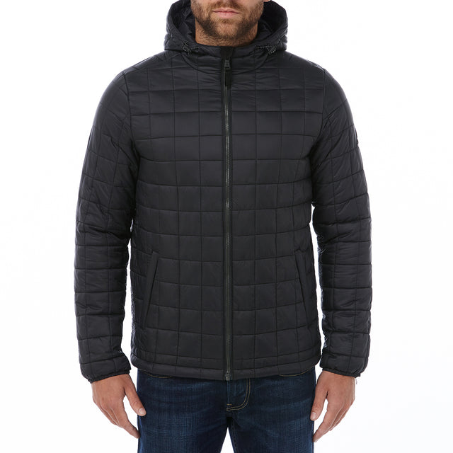 Loxley Mens TCZ Thermal Jacket - Black image 2