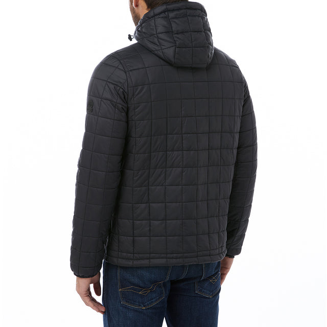 Loxley Mens TCZ Thermal Jacket - Black image 3