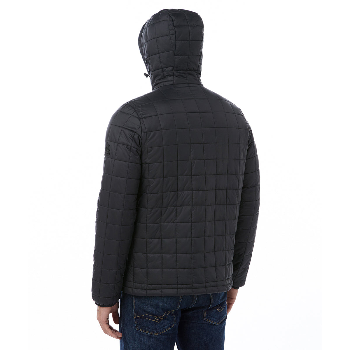 Loxley Mens TCZ Thermal Jacket - Black image 4