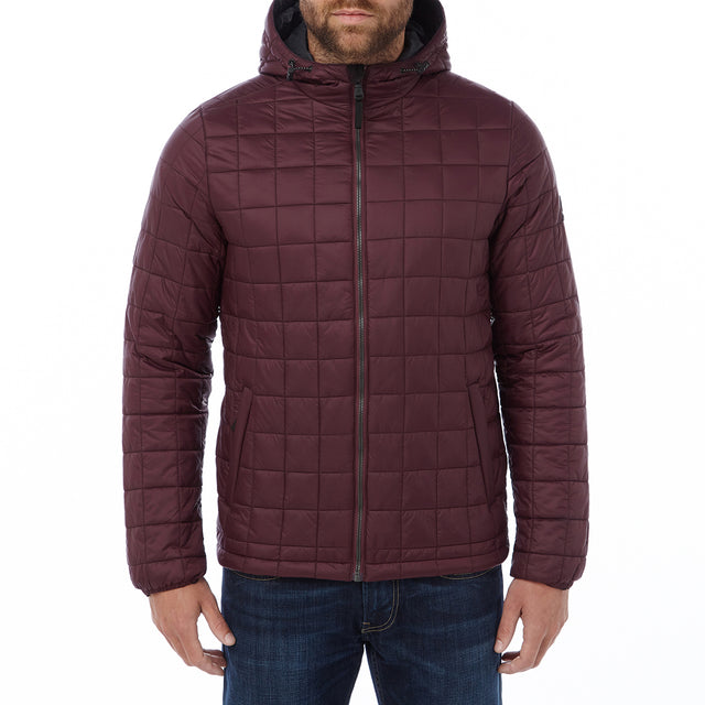 Loxley Mens TCZ Thermal Jacket - Deep Port image 2
