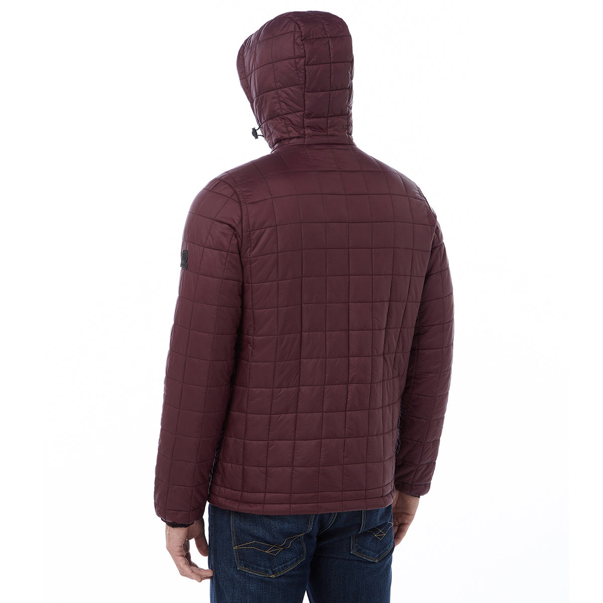 Loxley Mens TCZ Thermal Jacket - Deep Port image 4