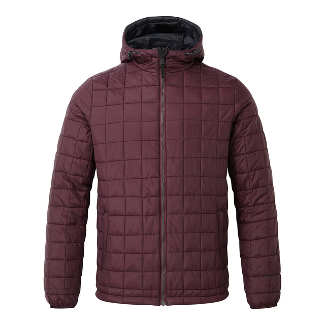 Loxley Mens TCZ Thermal Jacket - Deep Port image 1