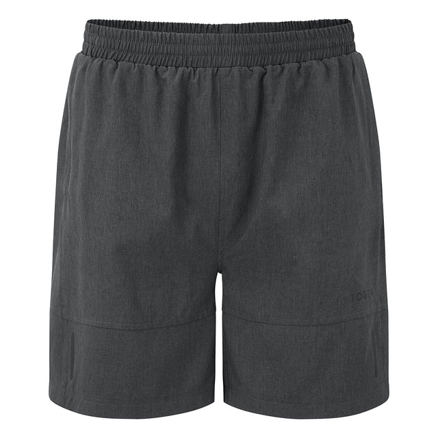 Marathon Mens Performance Shorts - Grey Marl image 1