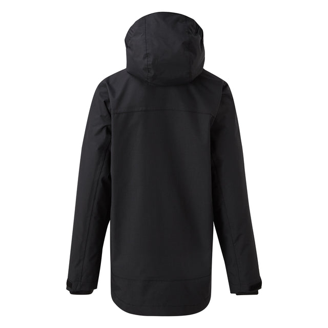 Marshall Kids Waterproof 3-In-1 Jacket - Black image 2