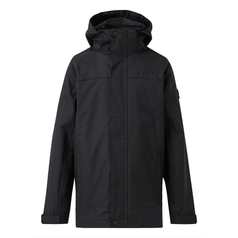 Marshall Kids Waterproof 3-In-1 Jacket - Black