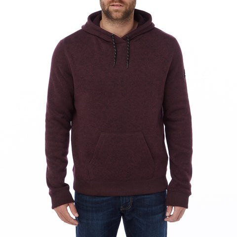 Mason Mens TCZ 200 Hoody - Deep Port Marl