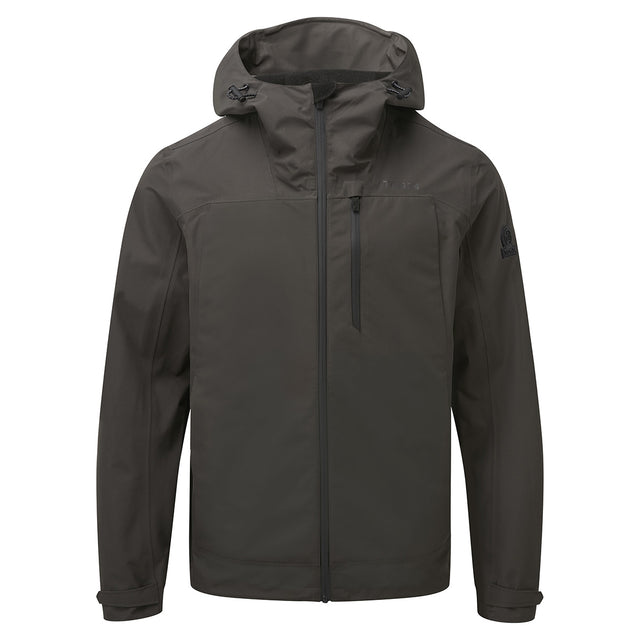 Mcintyre Mens Performance Waterproof Jacket - Charcoal image 1