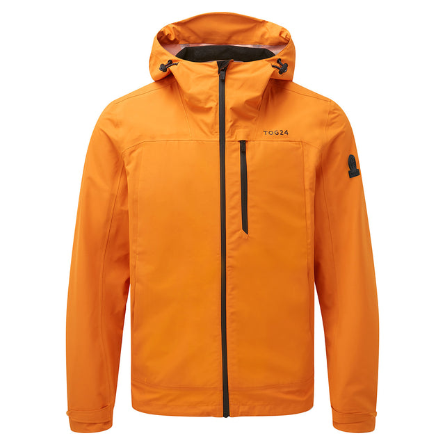 Mcintyre Mens Performance Waterproof Jacket - Satsuma image 1