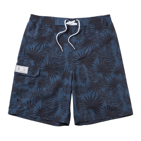 Pacific Mens Boardshorts - Denim Print