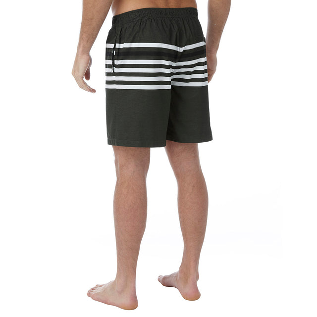 Padstow Mens Swimshorts - Raven image 3