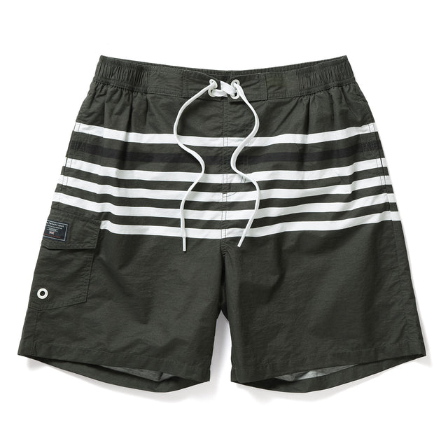 Padstow Mens Swimshorts - Raven image 1