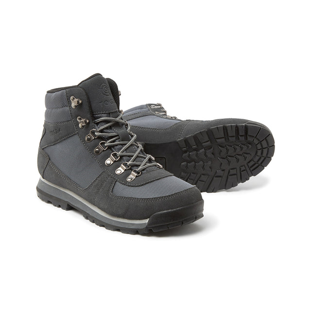 Penyghent Unisex Waterproof Boots - Charcoal/Light Grey image 1