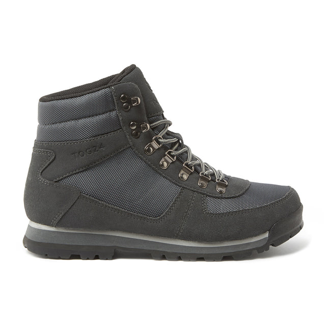 Penyghent Unisex Waterproof Boots - Charcoal/Light Grey image 2