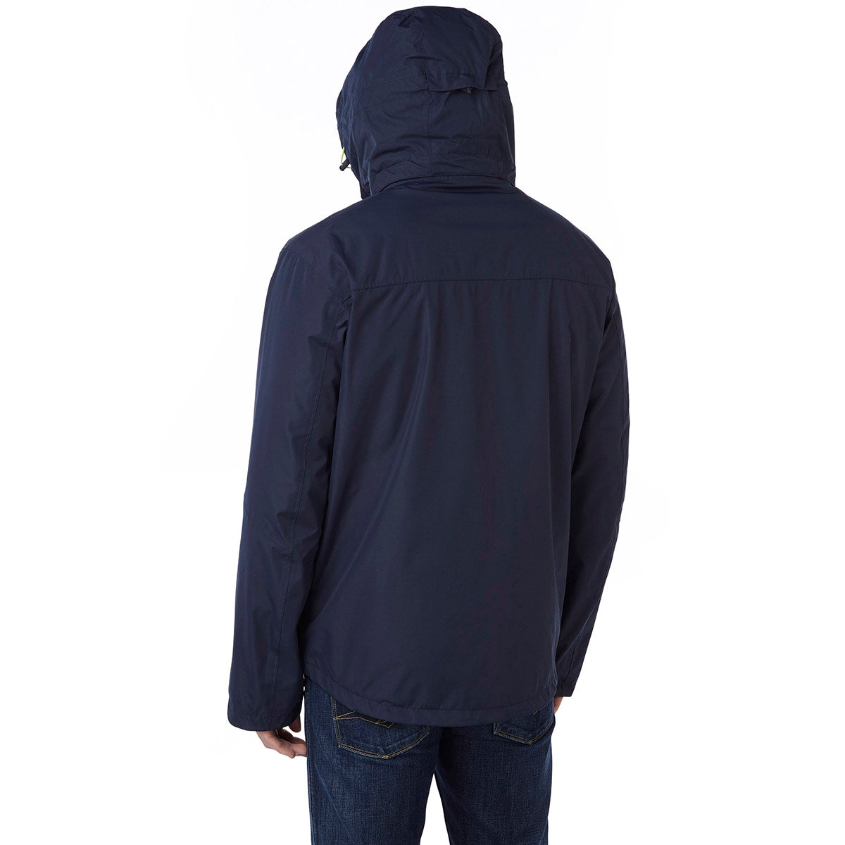 Prism Mens Milatex 3-in-1 Jacket - Navy image 4