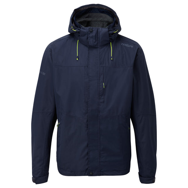 Prism Mens Milatex 3-in-1 Jacket - Navy image 1