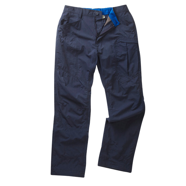 Reno Mens TCZ Tech Trousers Regular Leg - Mood Blue