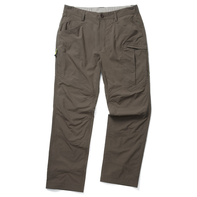 Reno Mens TCZ Tech Trousers Short Leg - Soft Slate