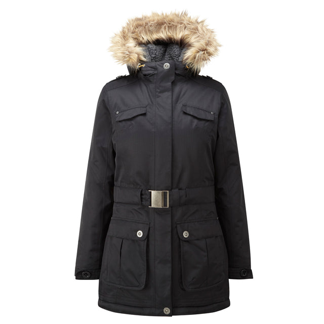 Rocket Womens Milatex Jacket - Black