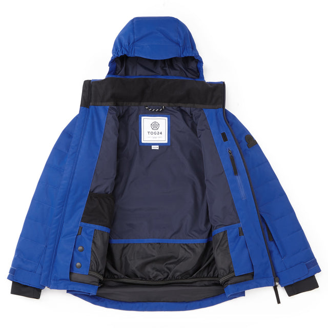 Rocky Kids Insulated Ski Jacket - Royal image 3