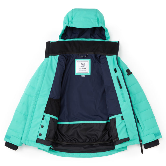 Rocky Kids Insulated Ski Jacket - Ceramic Blue image 3