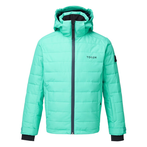 Rocky Kids Insulated Ski Jacket - Ceramic Blue