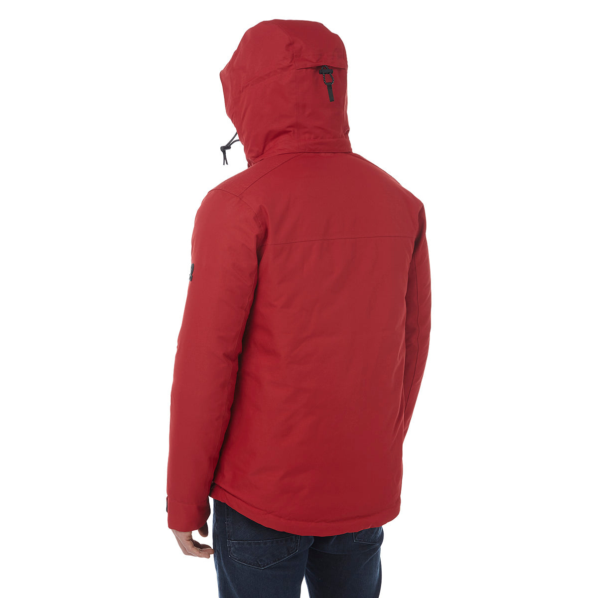 Rogan Mens Waterproof Insulated Jacket - Chilli Red image 4