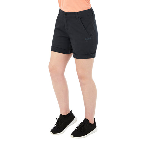 Runswick Womens Performance Shorts - Dark Navy