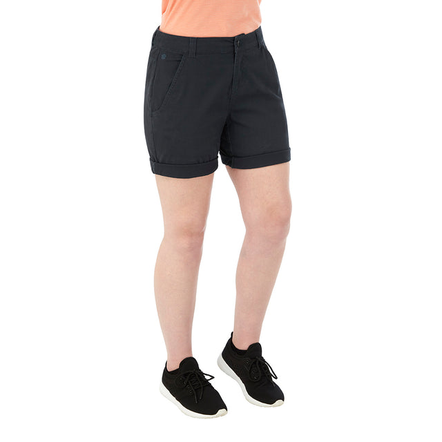Runswick Womens Performance Shorts - Dark Navy image 3