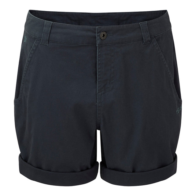 Runswick Womens Performance Shorts - Dark Navy image 1
