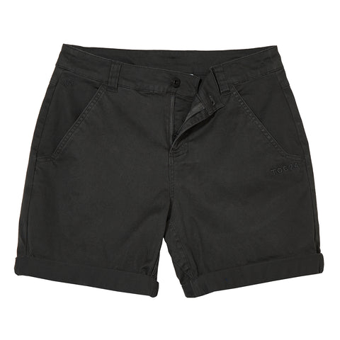 Runswick Womens Performance Shorts - Storm Grey