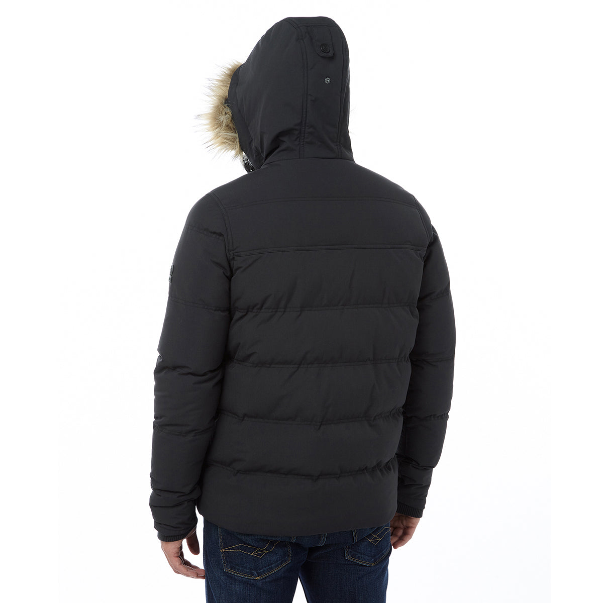 Ryburn Mens TCZ Thermal Jacket - Black image 4
