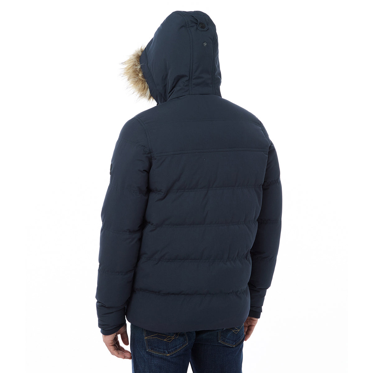 Ryburn Mens TCZ Thermal Jacket - Navy image 4