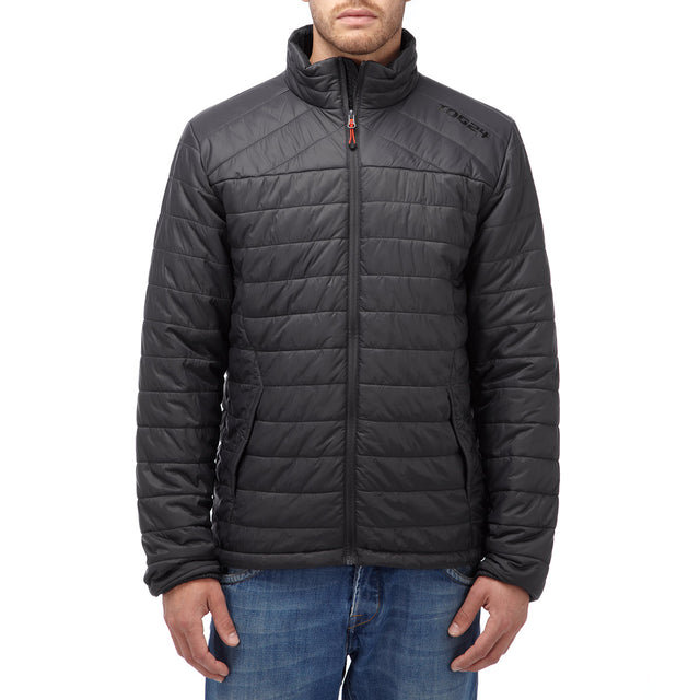 Shelter Mens Milatex 3-In-1 Jacket - Black image 5