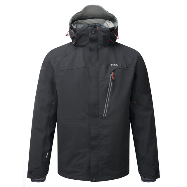 Shelter Mens Milatex 3-In-1 Jacket - Black image 1