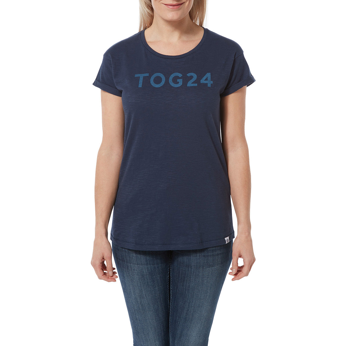 Sowden Womens T-Shirt - Naval Blue