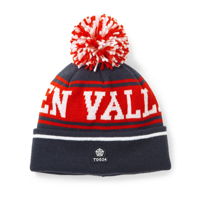 Spen Valley Knit Beanie - Navy