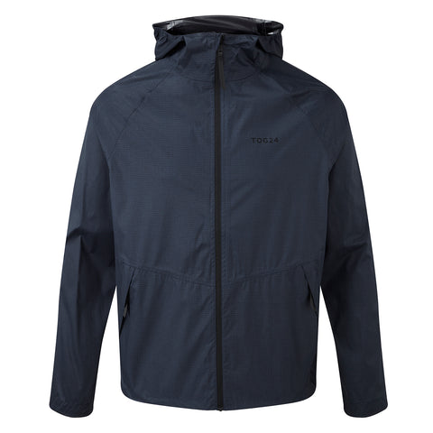 Stern Mens Performance Waterproof Jacket - Navy