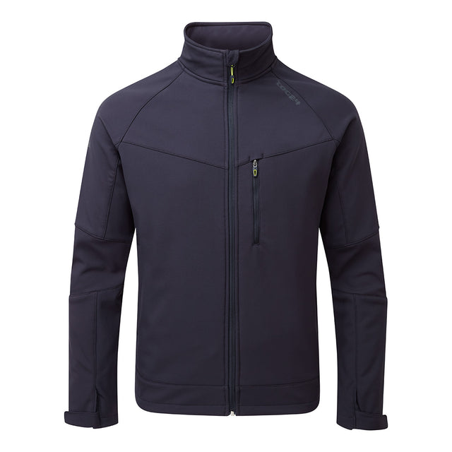 Strategy Mens TCZ Softshell Jacket - Navy image 1