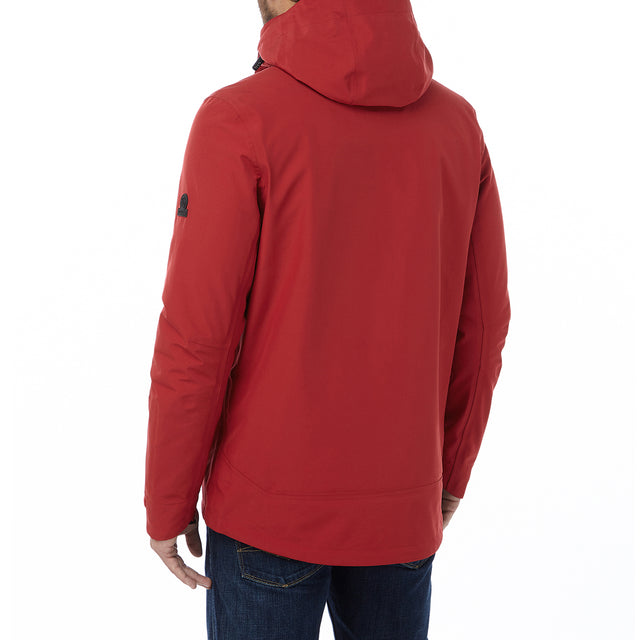 Strike Mens Milatex 3-In-1 Jacket - Chilli Red image 3