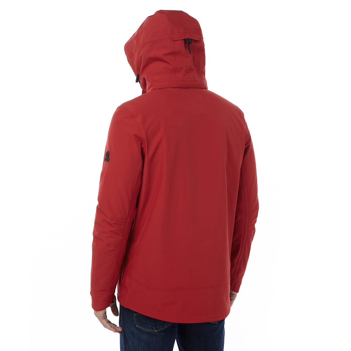 Strike Mens Milatex 3-In-1 Jacket - Chilli Red image 4