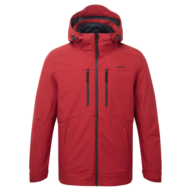 Strike Mens Milatex 3-In-1 Jacket - Chilli Red image 1