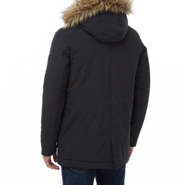 Superior Mens Milatex Jacket - Black image 3