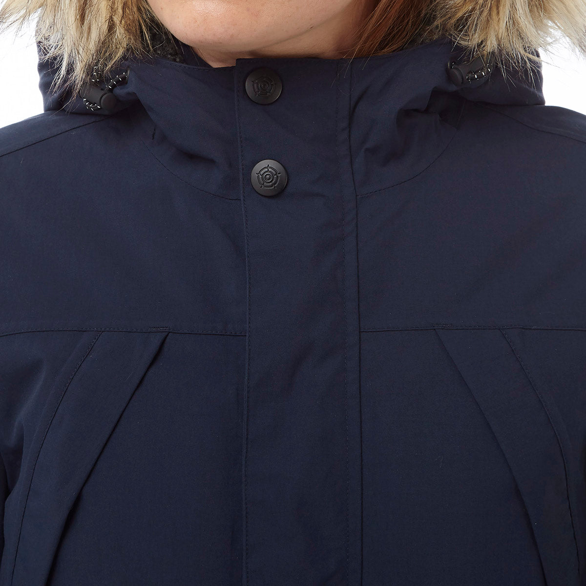 Superior Womens Milatex Jacket - Navy image 4