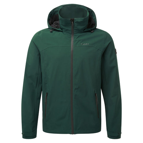 Sykes Mens Performance Waterproof Jacket - Forest Green